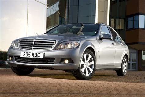 But to give you some idea, our. Mercedes-Benz C-Class Saloon Review (2007 - 2014)   Parkers