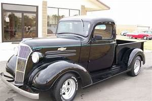 1937 Chevy Half Ton Pickup Truck  Dad Say U0026 39 S Ours Was A Tan