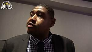 Omar Benson Miller Interview at Fight Night DC 2017 - YouTube