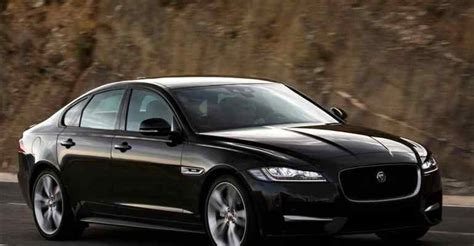 The New 20182019 Jaguar Xf  2 Generation Of British