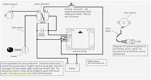 Wiring Diagram Garage Door Motor