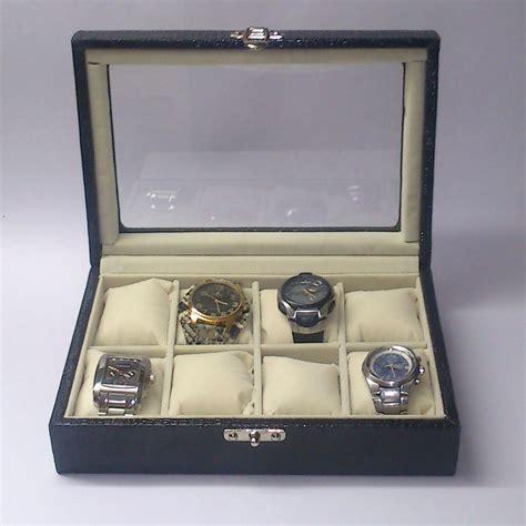 promo preco one estojo 8 relógios porta relógio caixa relógio promoção