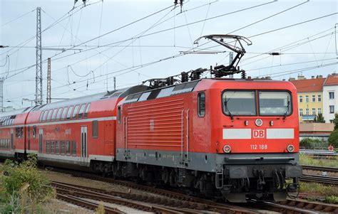 Re3 Nach Schwedt(oder) Mit 112 188 Als Schiebelok Am 11.10