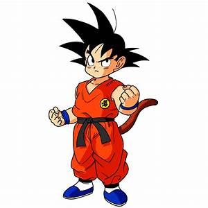 Son Goku Borrones Digitales
