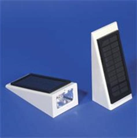 vinyl decking solar lights