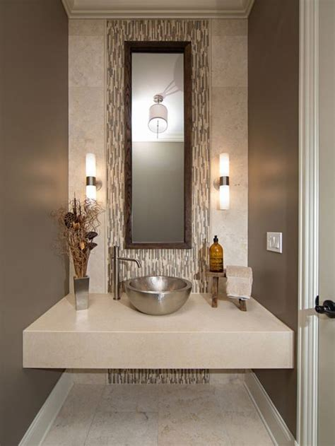 powder room design ideas remodels  bathrooms
