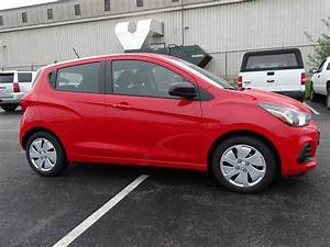 New 2017 Chevrolet Spark LS Hatchback in Naperville #C5395 ...