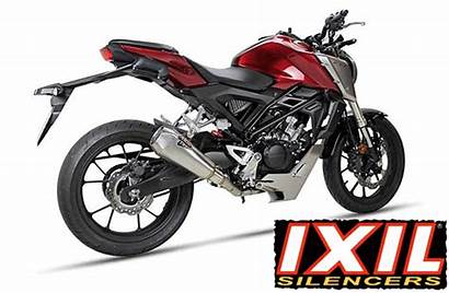 Honda Cbr125 Exhaust System Complete Rc1 Ixil