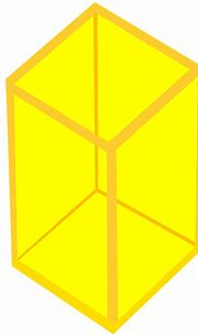 Cube clipart yellow cube, Cube yellow cube Transparent ...
