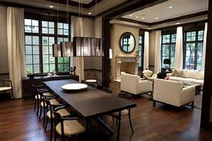 Dining room ideas in private house – HOUSE INTERIOR