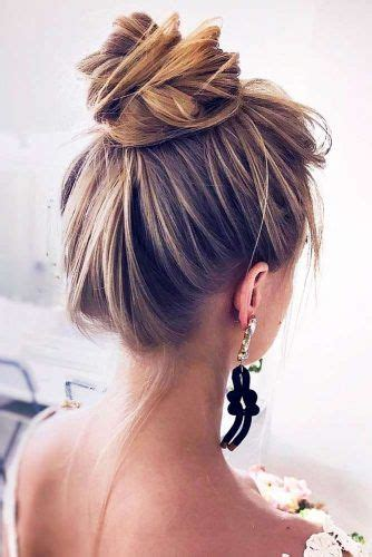 fun  easy updos  long hair lovehairstylescom