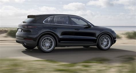 porsche car 2018 2018 porsche cayenne revealed australian debut due mid