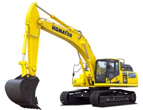 komatsu hybrid crawler excavator hblc  hbnlc