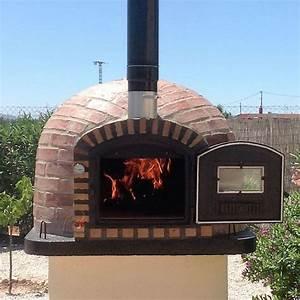 four a bois pour pizza et pain clibano barbecue en pierre With four a pizza a bois exterieur