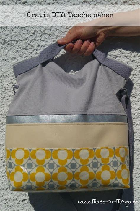 Decken Selber Nähen by Tasche N 228 Hen Mit Griff Und Schultergurt Kostenlose