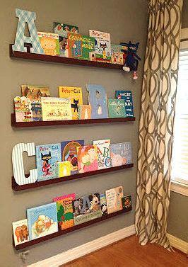 nursery bookshelf ideas bookcase decorating ideas   babys room