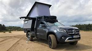 Mercedes Class X : mercedes benz x class matzker camper photos ~ Melissatoandfro.com Idées de Décoration