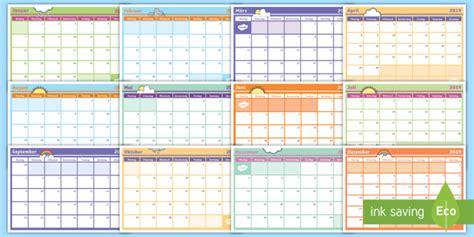 jahreskalender kalender jahreszeiten tage wochen monate