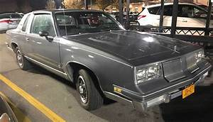 1986 Cutlass Supreme Brougham Engine