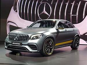 Mercedes Glc Coupe 2018 : mercedes amg glc 63 s and glc 63 s coupe confirmed for canada ~ Medecine-chirurgie-esthetiques.com Avis de Voitures