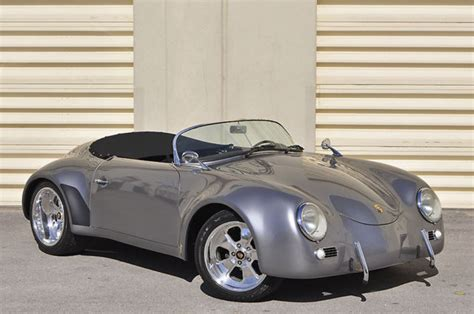 Porsche 356 Speedsters For Sale by 1957 Porsche Speedster Widebody Replica By Vintage