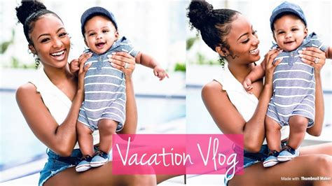 Vlog First Family Vacation  Miami Youtube