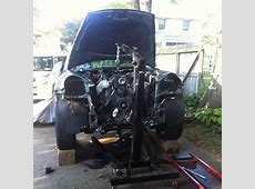 Engine removal torque converter bolts access? Rennlist