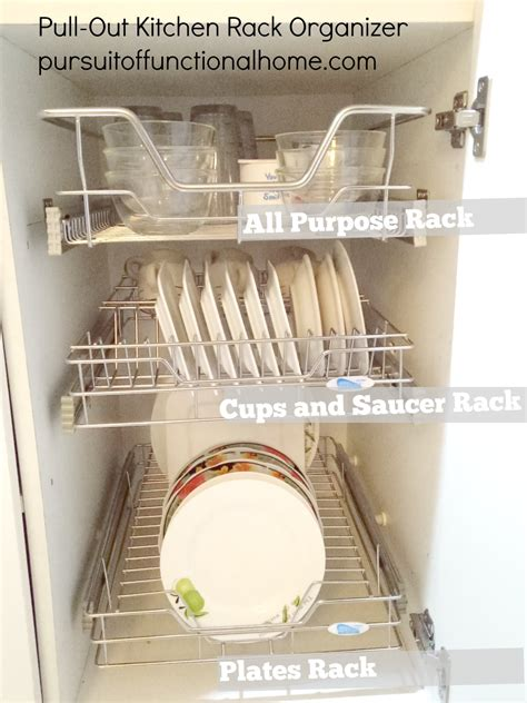 pull  kitchen wire rack pursuit  functional home