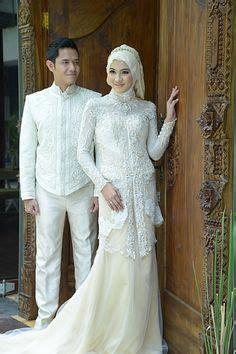 javanese muslim wedding idea   kebaya muslim