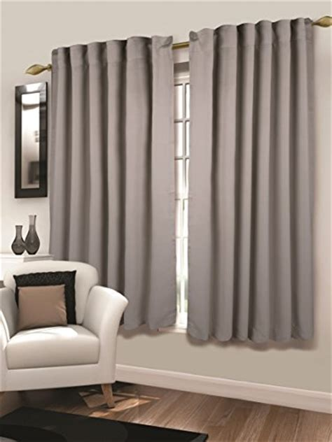 tailormader 2 top thermal insulated blackout curtain