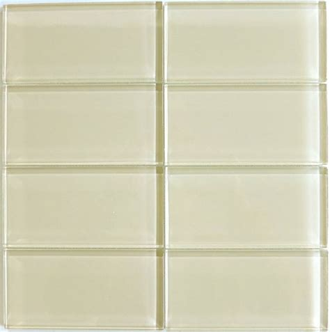 ivory glass subway tile 84 best images about cream ivory glass tile on pinterest white shaker cabinets artistic tile