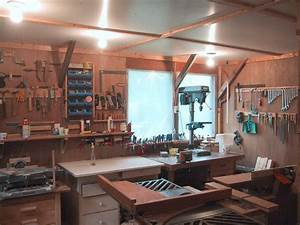 My old woodworking Workshop