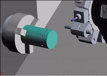 Tools Lathe Driven Cnc Holes Holder Milling