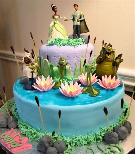 images  cakes princess   frog
