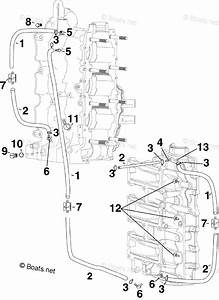 Evinrude Outboard Parts By Hp 90hp Oem Parts Diagram For