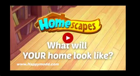 homescapes mod apk hack  unlimited stars