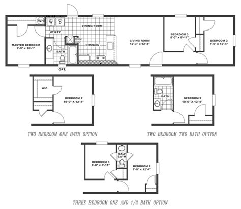 14x40 Mobile Home Floor Plans by Agl Homes Clayton Homes Inspiration Series Clayton