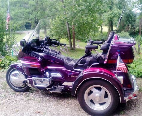 1995 Honda Goldwing Trike 20th Anniversary Edition