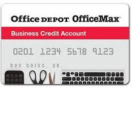 office depot business card office depot business credit card reviews