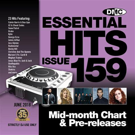 DMC Essential Hits 159 - mp3 buy, full tracklist