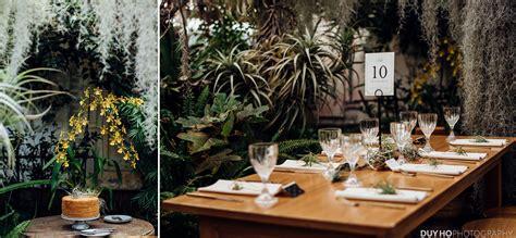 shelldance orchid garden wedding by duy ho