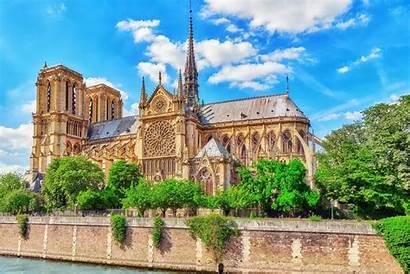 Dame Notre Paris Cathedral Urlaubsguru Kathedrale