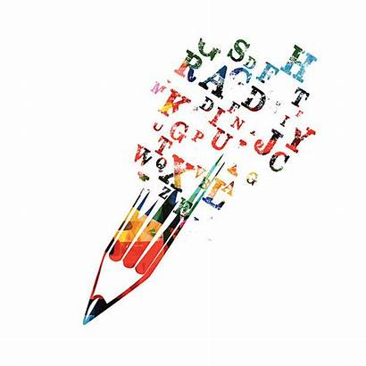Writing Creative Vector Illustration Writer Concept Clip
