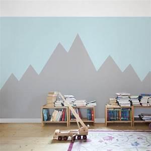 Kinderzimmer Junge Wandgestaltung : die besten 25 wandgestaltung streifen ideen auf pinterest wandgestaltung streifen ideen wand ~ Sanjose-hotels-ca.com Haus und Dekorationen