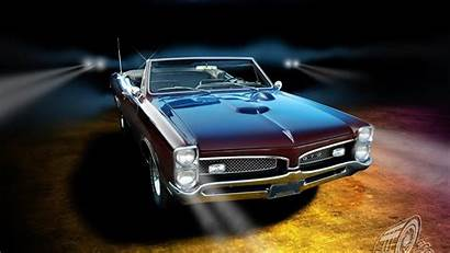 Muscle American Cars Popular