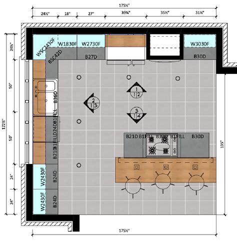 kitchen plan planner tool kitchen plan  shaped layout