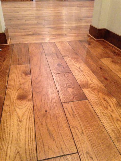 floor transition  direction remodel bedroom