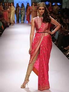 10 Different Ways To Drape A Saree