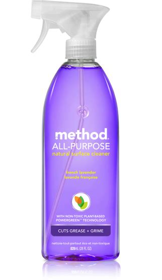 Method Bathroom Cleaner Review by All Purpose Cleaner French Lavender Method