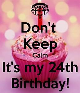 Pin by Tempress Love on B-day | 23 birthday quotes, 24th ...